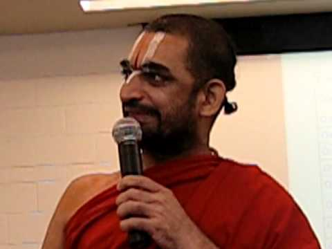 HH Sri Sri Sri Chinna Jeeyar Swamiji Prajna Training Session in Chicago Image 1