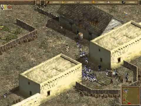 Batalla del Alamo. Asalto del Batallón Permanente Aldama