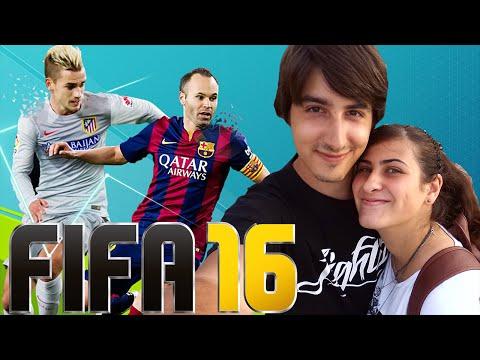 FIFA 16: PRIMA PARTITA CON LA MIA RAGAZZA | GAMEPLAY ITA [w/Facecam] By GiosephTheGamer