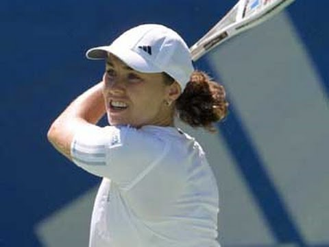 Martina Hingis vs Serena Williams 2001 Sydney Highlights