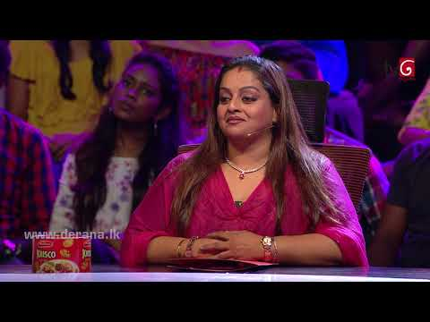 Atheethaye Ma -  Vihanga Neelaka @ Derana Dream Star S08 (20-10-2018)