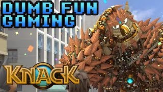 Knack - Dumb Fun Gaming