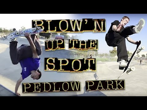 Blow'n Up The Spot: Pedlow Park | Winkowski, T-Funk Kader, Zach, & Aceves