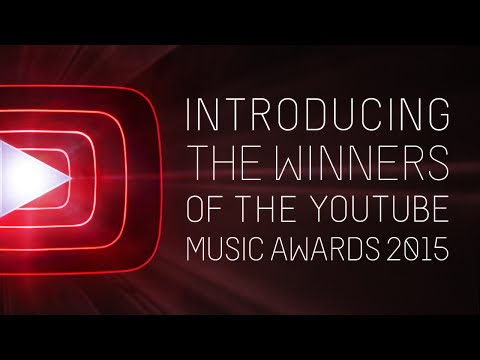 Presenting the YouTube Music Awards Winners of 2015
