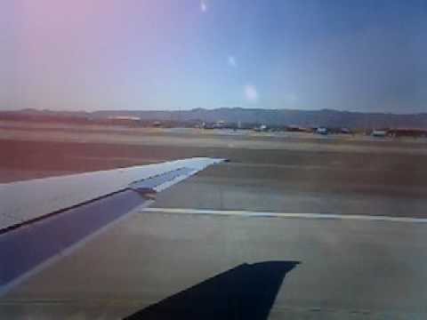 Take-off ... Phoenix Sky Harbor Airport Video