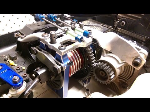 Losi 5T - different engine+upgrades+more