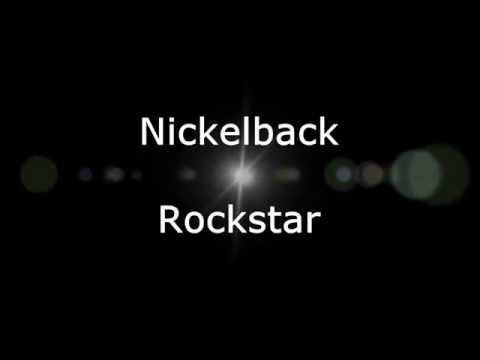 Nickelback - Rockstar (lyrics, Hd) video