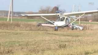 Малая авиация Sigma-4. Small aircraft in Russia. light aircraft Sigma-4