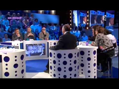 Laurent Fabius - On n'est pas couché 24 janvier 2009 #ONPC