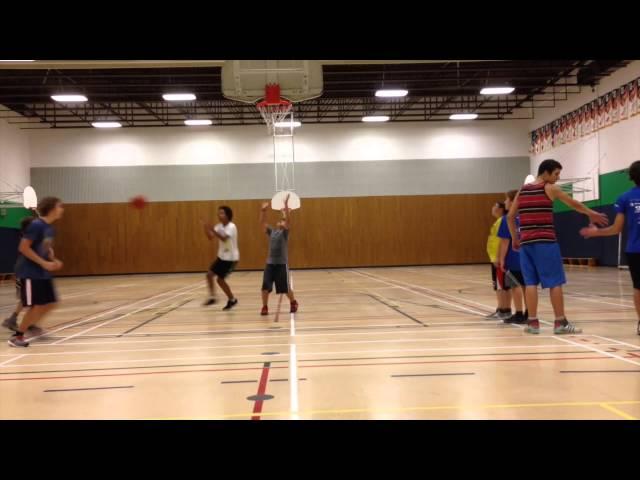 Centurions Basketball PQV St-Félicien Promo