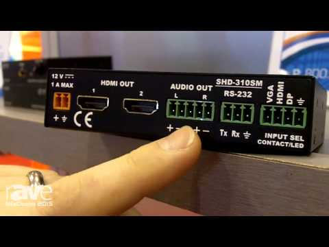 InfoComm 2015: Covid Shows Luxi Universal Switcher/Scaler
