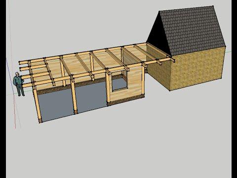 Ik Bouw Mijn Tuinhuis Zelf! DIY Garden House! Gartenhaus Selber Bauen!