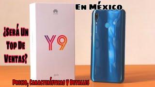 Huawei Y9 2019 En México: Ya Disponible Con At&t Y Telcel / Precio Y Disponibilidad