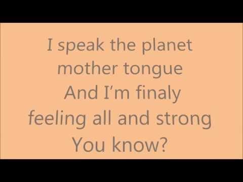 Music Speaks-Alex & Co Testo