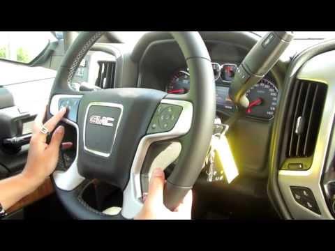 2014 GMC Sierra SLT 4WD Z-71