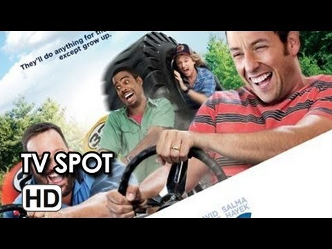 Grown Ups 2 TV Spot #1