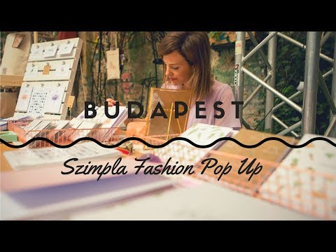B U D A P E S T // Szimpla Fashion - Designers Pop Up