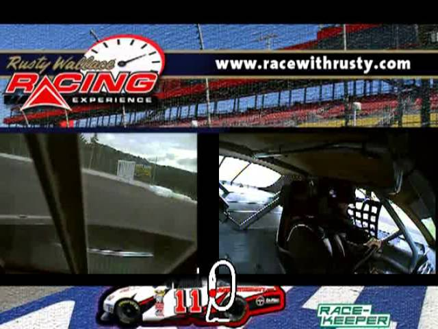 Rusty Wallace Racing Experience - South Sound Speedway (July 12, 2013)