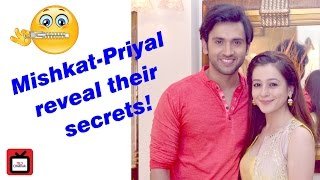 Mishkat-Priyal reveal each other