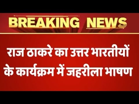 It's Wrong That Hindi Is The National Language, Says Raj Thackeray | ABP News