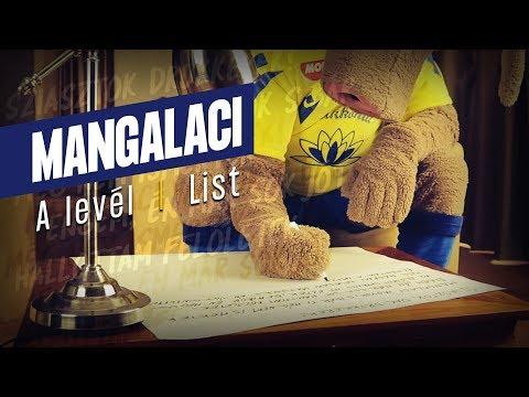 Mangalaci levelet ír| Mangalaci píše list