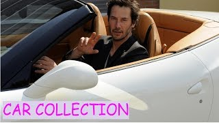 Keanu reeves car collection