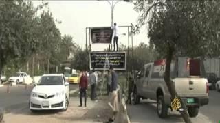 تشييع شيخ عشيرة عراقية ونجله المقتولين