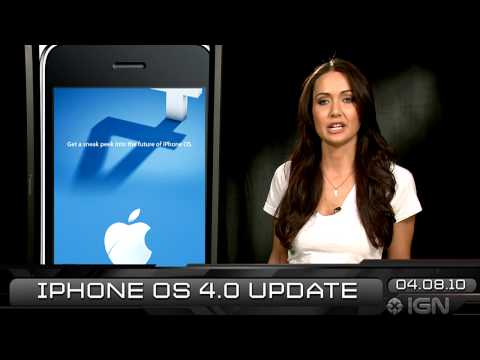 IGN Daily Fix, 4-8: iPhone Upgrades & Halo Reach