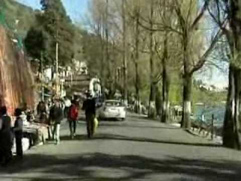 Nainital Lake Mall Rd, Honeymoon to Nainital