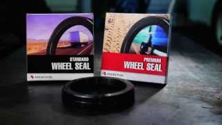 Meritor Wheel Seal Installation