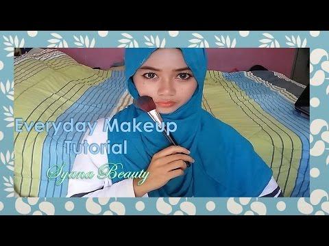 EVERYDAY MAKEUP TUTORIAL   Syana Beauty