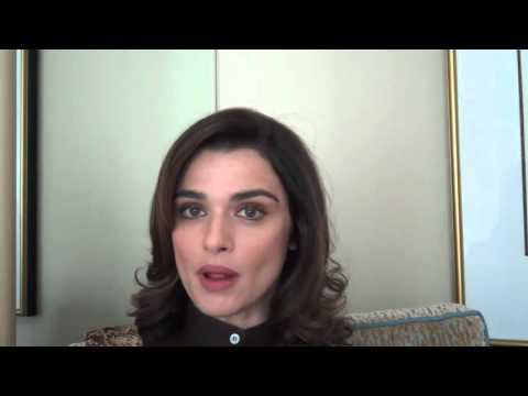 Rachel Weisz Talks Paolo Sorrentino's 'Youth'