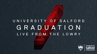 Graduation 2018 - Ceremony 7 - School of Arts and Media and Salford Languages (1)