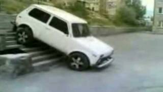 Armenia Lada 2121 niva 4x4 Masivci chut Cool Video