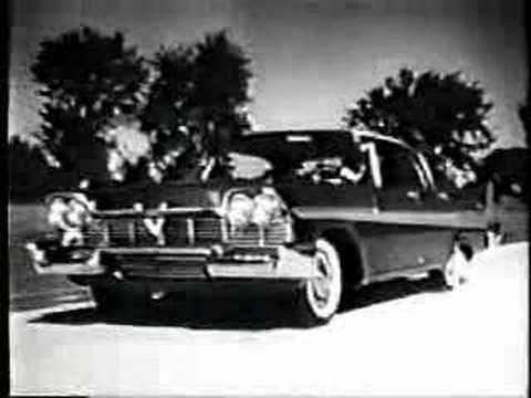 '58 Plymouth Commercial