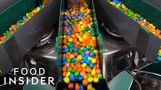 How Skittles Are Made