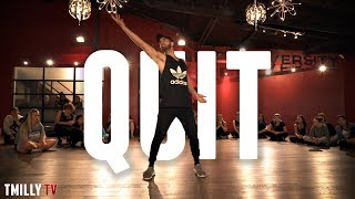 download lagu Cashmere Cat - Quit Ft Ariana Grande - Choreography gratis