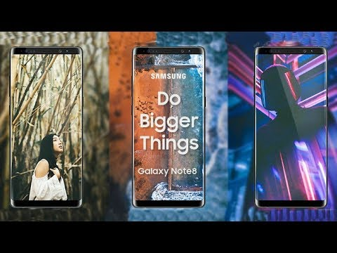 Galaxy Note 8 Emperor Edition and Galaxy S9 Rumors
