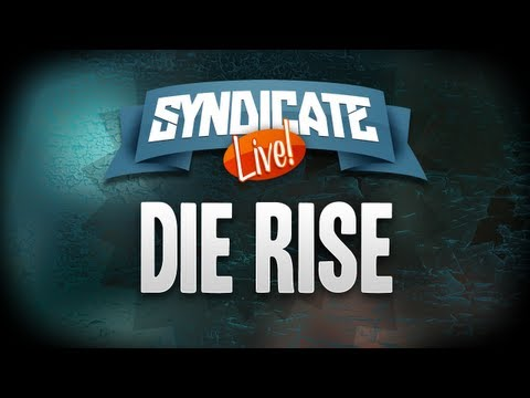 Black Ops 2 Die Rise Livestream w/Syndicate & Subscribers! #SyndicateLive