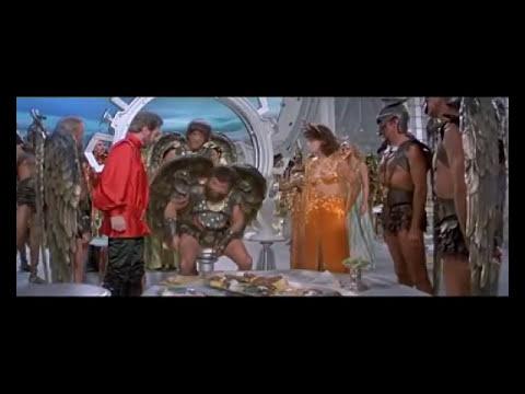 Flash Gordon:los peores films(videopodcast) Podcinema & Evacuhate Peores peliculas de la historia