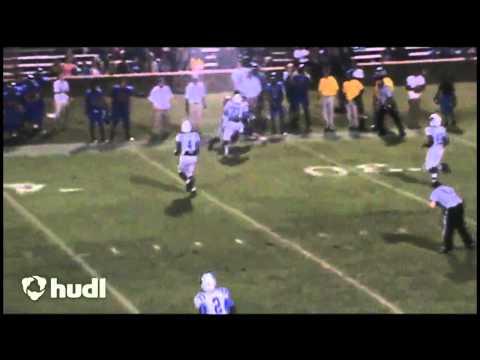 Kolton Pierce - Senior Season Highlights