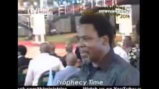 SCOAN 26 Jan 2014: Prophecy Time With Prophet TB Joshua, Emmanuel TV