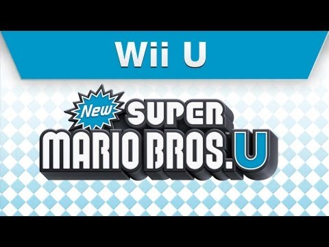 Wii U – New Super Mario Bros. U Trailer