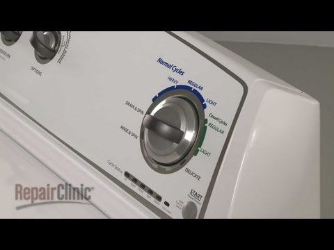 Timer Knob - Whirlpool Washer: Top Loading