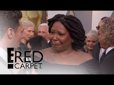 Whoopi Goldberg Gives Chris Rock Advice for Oscars 2016 | Live from the Red Carpet | E! News