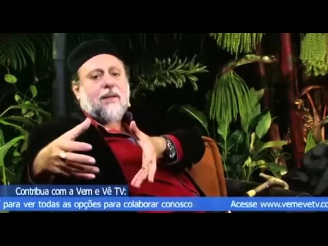 Tentativa de demência: Caio. como você vê a relação das profecias com o livre arbítrio humano?