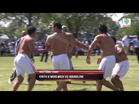 UK Kabaddi League 2014- Derby - Tournament 1- Part 3 of 6