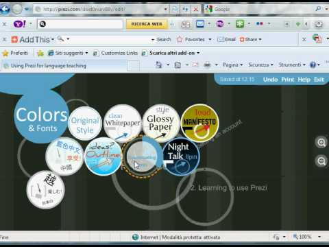 Using Prezi for language teaching 1.avi