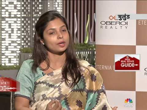 INDIA REAL ESTATE GUIDE 'OBEROI ETERNIA'