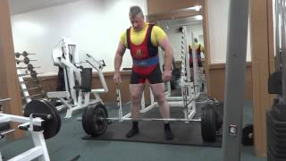 Equipped Deadlift Remy Dufour 13-10-2014